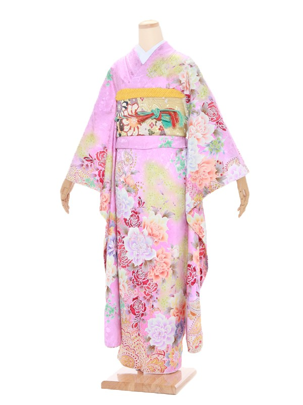 振袖490/さくりな/ピンク/かわいい/成人式