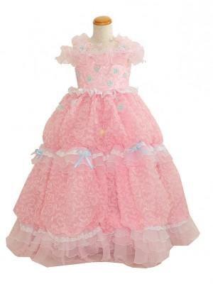 100サイズ ピンクドレスKD239