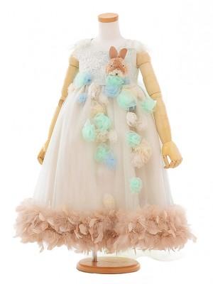 子どもドレス CH3022 ミントグリーン