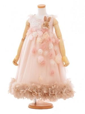 子どもドレス CH3023 ピンク