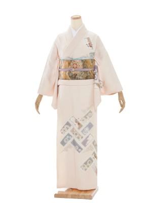 訪問着レンタルt393/結婚式・入学式・お宮参