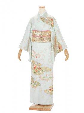 訪問着レンタルt430/結婚式・入学式・お宮参