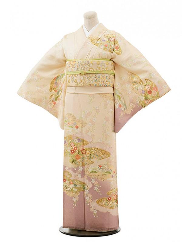 訪問着レンタルt431/結婚式・入学式・お宮参