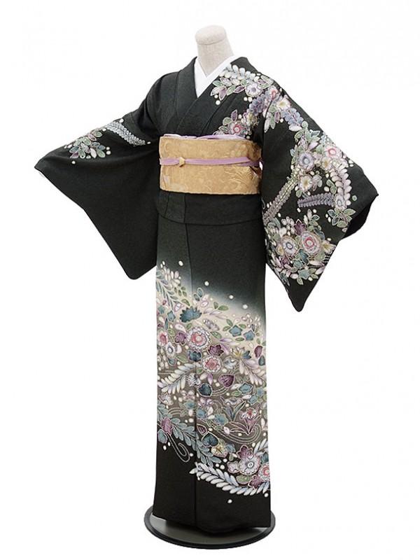 訪問着レンタルt208/結婚式・入学式・お宮参