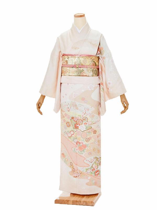 訪問着レンタルt336/結婚式・入学式・お宮参