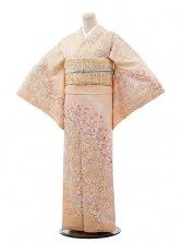訪問着レンタル561 桂由美 ピンク桜