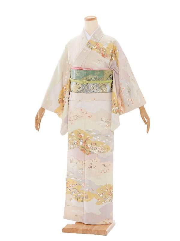 訪問着レンタルt412/結婚式・入学式・お宮参