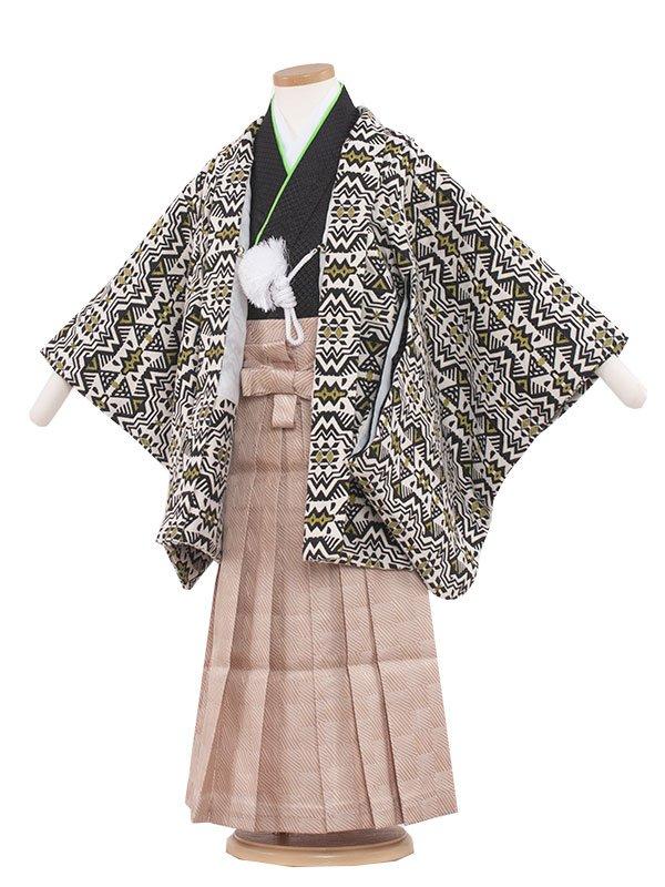 七五三レンタル(5歳男の子袴) 5164 オリジナル