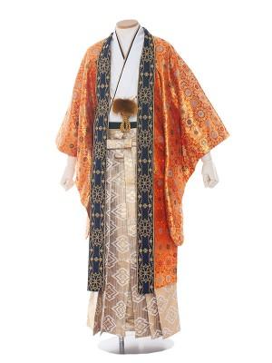 【オリジナル】男性用袴 紋服5号 打掛紋付/5Z07