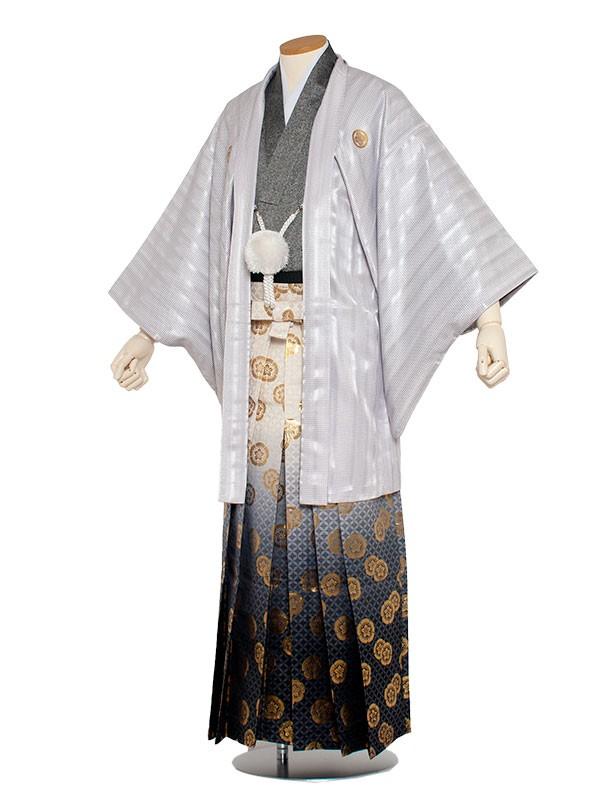 男性用袴 5号パールホワイト/5X05