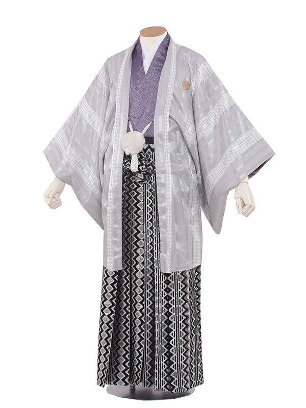 男性用袴 5号シルバーホワイト/5X01
