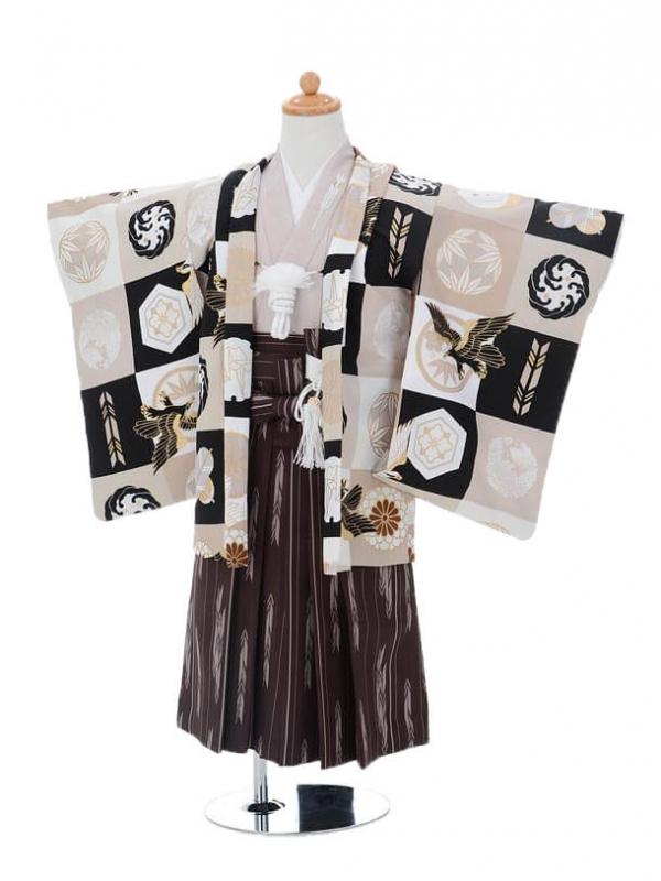 753レンタル(3歳男袴)0203照栄×JS鷹×菊