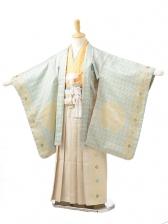 753レンタル(5歳男袴)0538ひさかたろまんベ