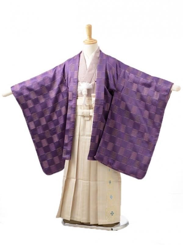 753レンタル(5歳男の子袴)0535ひさかたろまんパ
