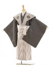 七五三(5歳男袴)A042 ジャパンスタイル お奉行く