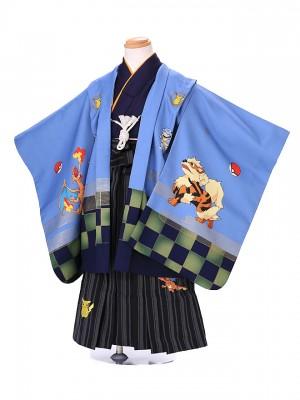 七五三レンタル(5歳男の子袴) ポケットモンスター 019