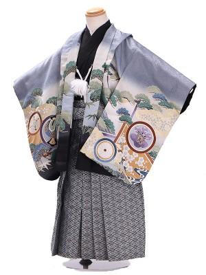 七五三レンタル(5歳男袴)3006
