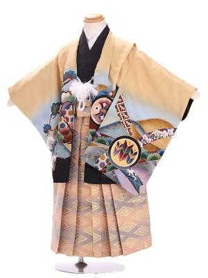753レンタル(3歳男袴)3016
