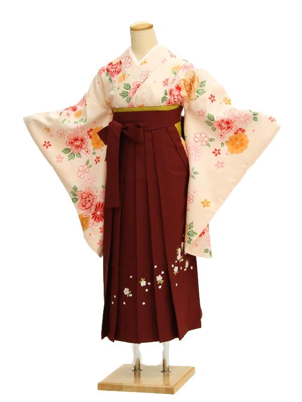 小学生卒業式袴レンタル(女の子)AR0041