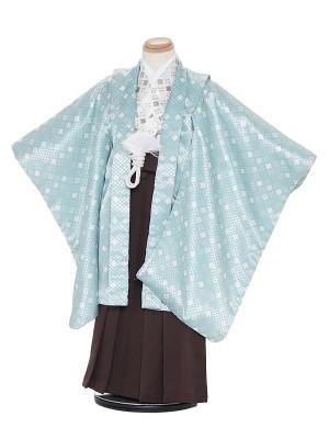 七五三レンタル(5歳男袴)H309 水色