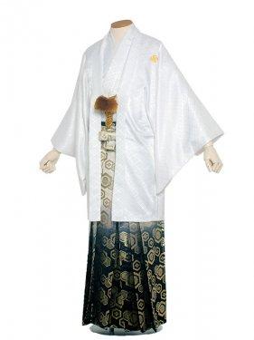 男性用袴 紋服6号 白/6H30