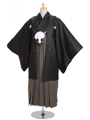 身長150~155cm 小学生紋付 【中】1-A,2-A