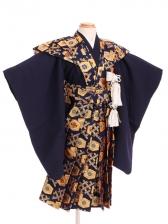 七五三(3歳男袴)sftm290花亀甲紋裃
