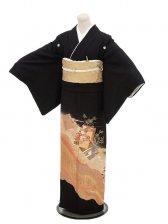 黒留袖レンタル5278飛鶴すすき