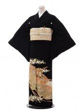 黒留袖レンタル5314桂由美十二単衣