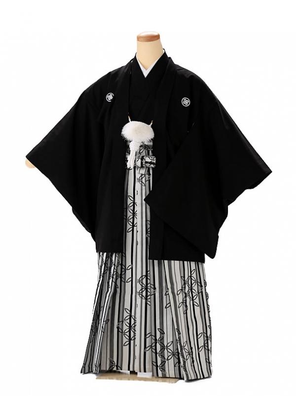 小学生 男袴 ジュニア 黒色 1350