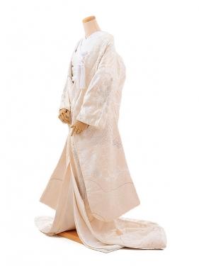 白無垢レンタルE156 正倉院 手刺繍