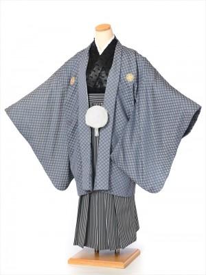 ジュニア用紋付袴セットレンタル8AQM15