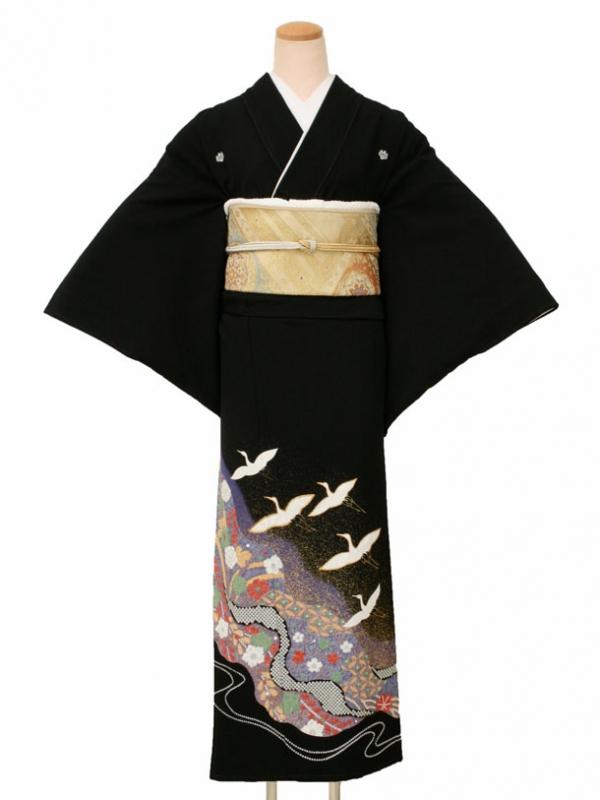 黒留袖0170青道長