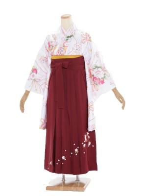 小学生卒業式袴レンタル(女の子)ARH033