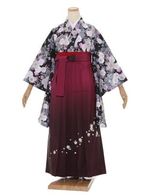 小学生卒業式袴レンタル(女の子)ARH065