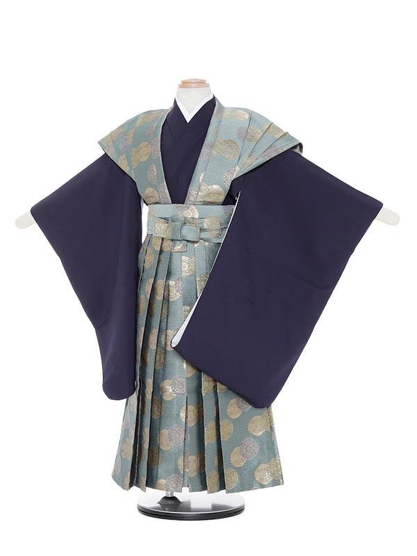 七五三(5歳男袴)M531 菊紋裃