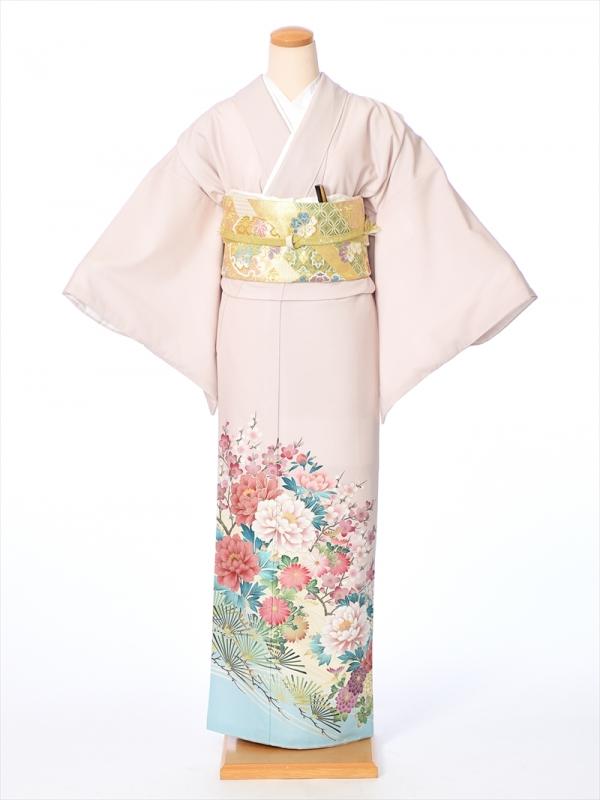 ジャパンスタイル色留袖レンタル8AB54