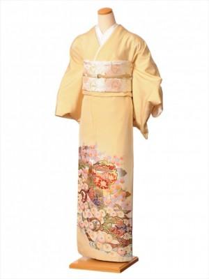 美しいキモノ掲載 色留袖レンタルフルセッ