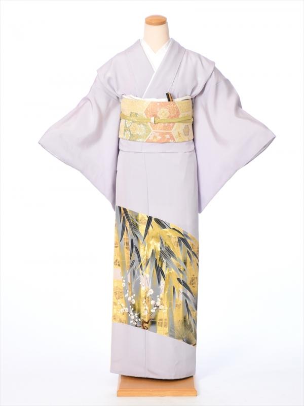桂由美 色留袖レンタル8AB51