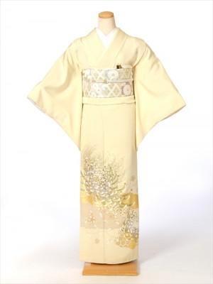 桂由美 色留袖レンタル8AB70