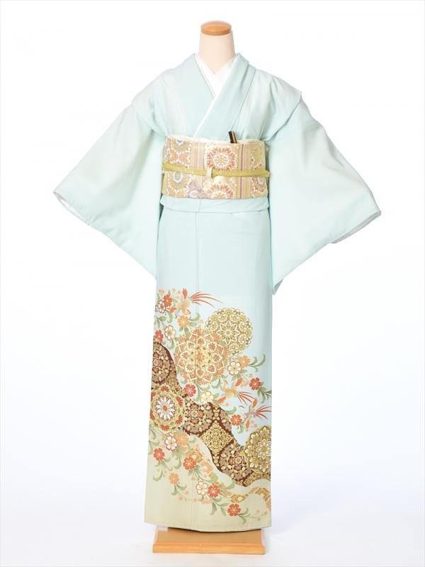 ジャパンスタイル色留袖レンタル8AB55