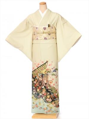 ジャパンスタイル色留袖レンタル8AB77