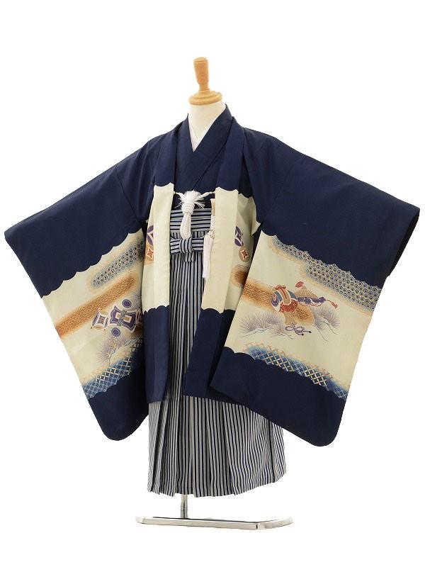 753レンタル(5歳男)022紺富士タカ