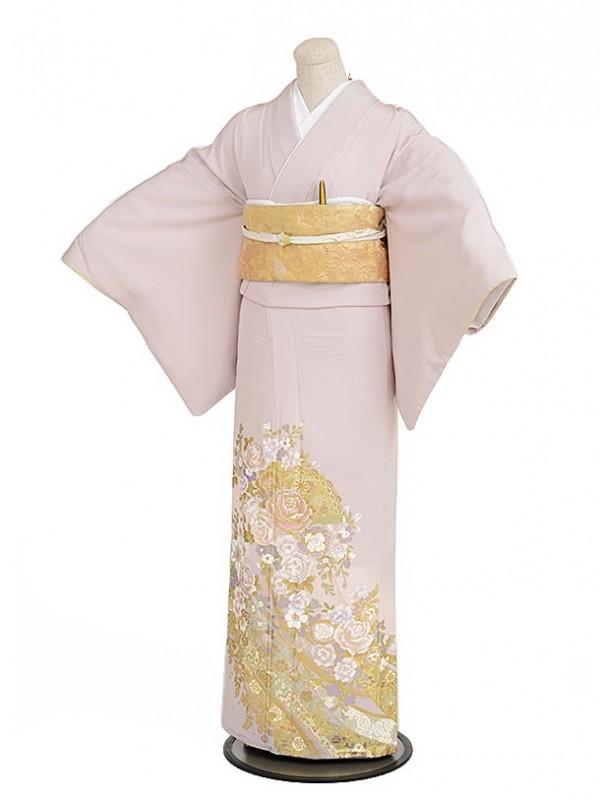 色留袖レンタル578桂由美花の訪れ