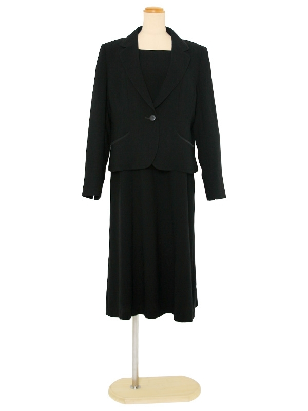 女性礼服615 [アンサンブル][前ファスナー]