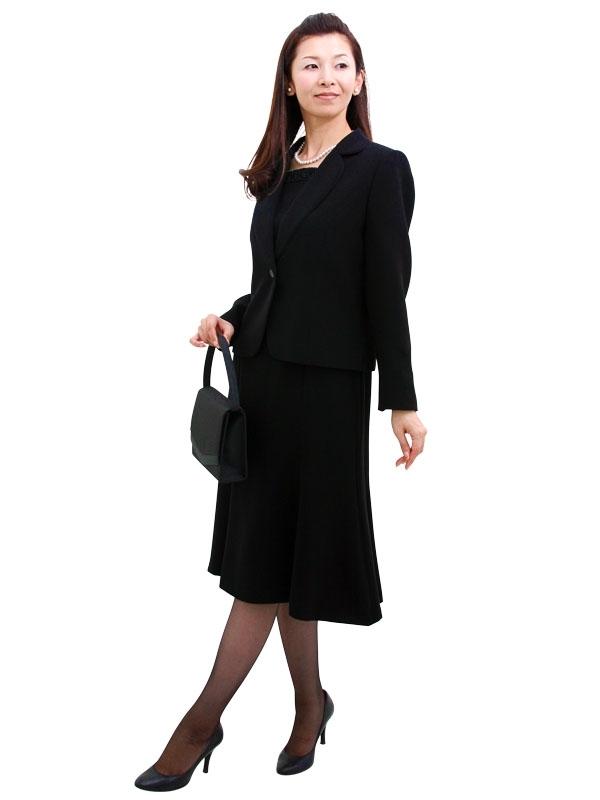 女性礼服109 [アンサンブル][前ファスナー]