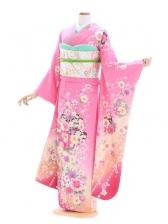 振袖661/ピンク/かわいい/成人式等