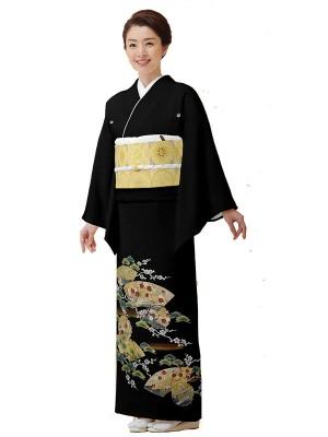 レンタル 黒留袖 フルセット 結婚式等 やや小さいサイズ