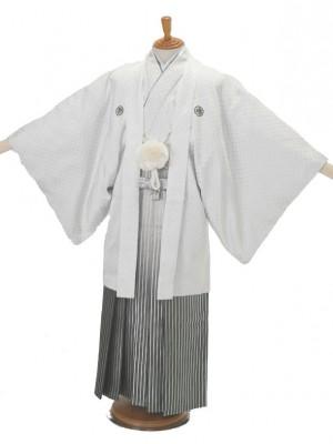 男性用袴白刺子F7/F7