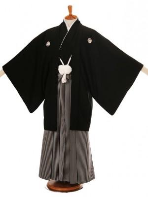 男性用袴黒C4/C5-169